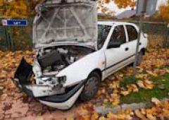 Wypadek na skrzyżowaniu Grottgera – Łowiecka