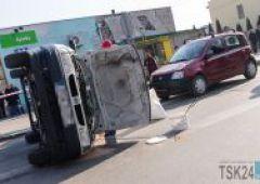 Wymuszenie na skrzyżowaniu