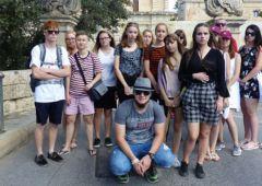 Uczniowie ZST praktykowali na Malcie