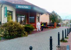 Nieudana próba napadu na bank