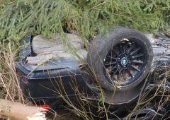 Wypadek z udziałem czterech osób