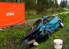 Śmiertelny wypadek na skrzyżowaniu Krakowskiej z Paryską