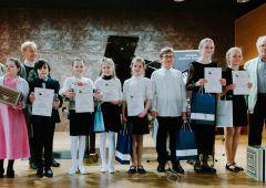 """Koncert finałowy laureatów konkursu młodych pianistów """"Nad Kamienną"""""""