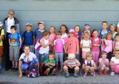 Lato w szkole nie musi być nudne - Półkolonie w SP w Lipowym Polu