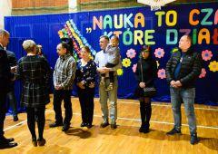 Listy gratulacyjne dla rodziców najzdolniejszej młodzieży w Gimnazjum Nr 1