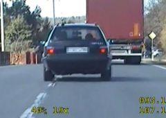 Policyjny pościg za kandydatem na kierowcę