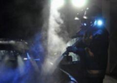 Samozapalenie samochodu