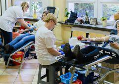 Akcja poboru krwi w ZSE