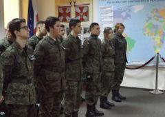 Szkolenie w Centrum Przygotowań do Misji Zagranicznych