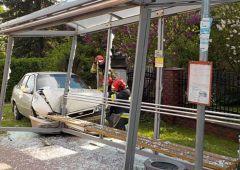 Dwa wypadki drogowe w Skarżysku-Kamiennej