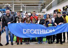 Decathlon Kielce wspiera projekt ZPEW w Skarżysku-Kamiennej