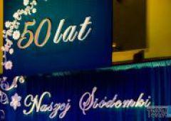 Uroczyste obchody 50-lecia istnienia Szkoły Podstawowej Nr 7