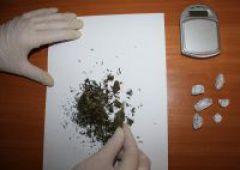 Kolejne narkotykowe zatrzymanie