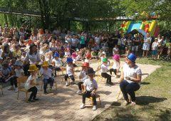 Festyn Rodzinny w Przedszkolu Publicznym Nr 10