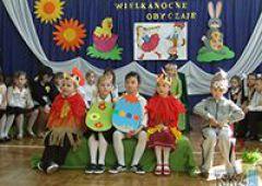 Wielkanocne spotkanie w ZSP nr 4