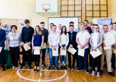 Wręczenie certyfikatów Europass-Mobilność dla uczniów ZSE