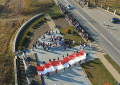Marsz Niepodległości w Zespole Szkół Technicznych