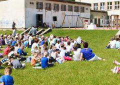 """""""Jak nie czytam, jak czytam"""" - ogólnopolska akcja czytania w Szkole Podstawowej nr 5"""