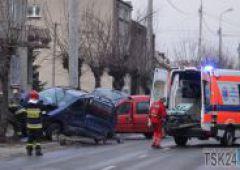 Groźny wypadek na ul. 1-go Maja