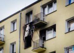 Tragiczny w skutkach pożar mieszkania przy ulicy Rejowskiej. 2 osoby nie żyją, a 6 trafiło do szpitala