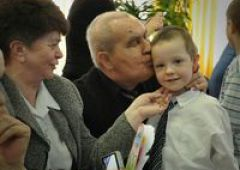 Dzień Babci i Dziadka w Przedszkolu Publicznym nr 1