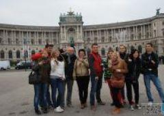 Uczniowie III L.O wzięli udział w projekcie i wyjechali do Austrii