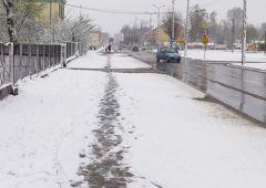 Zimowe porady i przestrogi dla kierowców