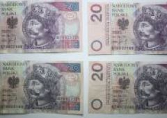 Uwaga na podrobione banknoty
