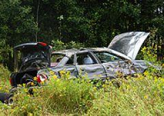 Tragiczny wypadek w Bliżynie