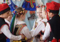 I Międzyprzedszkolny Przegląd Tańca Ludowego
