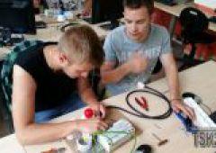 16 uczniów ZST odbyło praktyki w Barcelonie