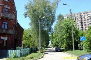ul. Górnicza- jedna z niewielu niewyszyszkowanych ulic w naszym Mieście
