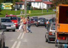 """Akcja """"Pieszy"""" na skarżyskich drogach"""
