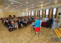 Spotkanie dyrektorów szkół z Świętokrzyskim Kuratorem Oświaty