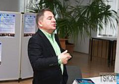 Robert Makłowicz w Skarżysku