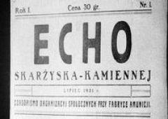 Spotkanie edukacyjne poświęcone historii polskiej prasy