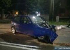 Pijany kierowca zatrzymany po pościgu