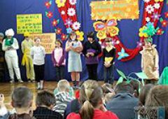 Dzień Dziecka w Zespole Szkół Publicznych nr 4