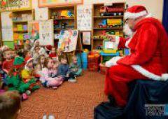 Mikołaj odwiedził przedszkolaki z Przedszkola Publicznego Nr 6