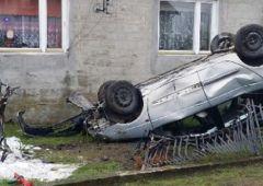 Kolejny wypadek drogowy w Grzybowej Górze