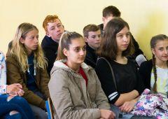 Uczniowie z Niemiec z wizytą w Gimnazjum Nr 1