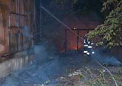 Pożar w Suchedniowie