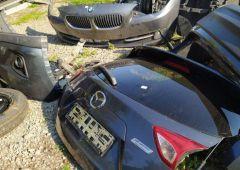 Części ze skradzionych aut odnaleźli w Kraśniku