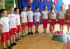 Śpiewam i znam hymn narodowy - konkurs patriotyczny  w  Szkole Podstawowej nr 2