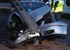 Wypadek na ulicy Niepodległości w Skarżysku-Kamiennej