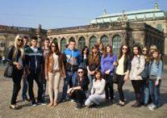 Uczniowie Ekonomika po praktykach w Niemczech