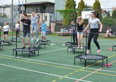 Dzień Sportu w Gimnazjum nr 2 w Skarżysku-Kamiennej