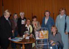 Wykład Elżbiety Olszewskiej – Schylling oraz premiera Teatru Seniora