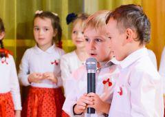Obchody Święta Niepodległości w Przedszkolu nr 4