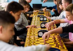 Mistrzostwa Skarżyska Szkół Podstawowych Dziewcząt i Chłopców w szachach